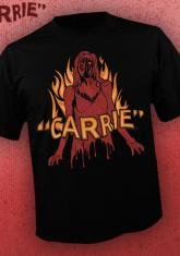 CARRIE - FIRE [GUYS SHIRT]