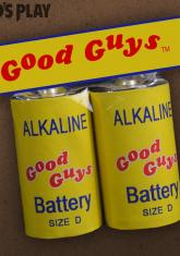 Childs Play - Good Guys Batteries [Prop] - Pre-order