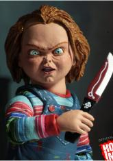 CHILD'S PLAY - ULTIMATE CHUCKY [FIGURE]