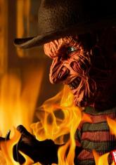 NIGHTMARE ON ELM STREET - STYLIZED FREDDY [FIGURE]