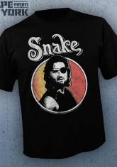 ESCAPE FROM NEW YORK - SNAKE (CIRCLE) [GUYS SHIRT]