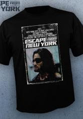 ESCAPE FROM NEW YORK - SNAKE VHS COVER [GUYS SHIRT]