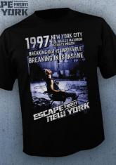 ESCAPE FROM NEW YORK - BREAKING IN [GUYS SHIRT]