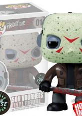 FRIDAY THE 13TH - JASON VOORHEES POP (CHASE - GLOW IN THE DARK) [FIGURE]