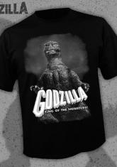 GODZILLA - KING OF THE MONSTERS [GUYS SHIRT]