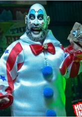 HOUSE OF 1000 CORPSES - CAPTAIN SPAULDING (CLOTHED) [FIGURE]