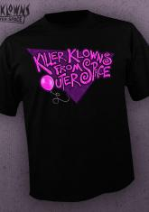 KILLER KLOWNS FROM OUTER SPACE - LOGO HORRORMERCH EXCLUSIVE [MENS SHIRT]