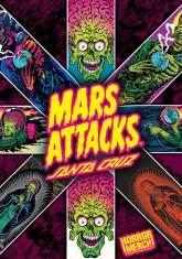 MARS ATTACKS [SKATEBOARD]