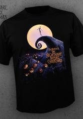 NIGHTMARE BEFORE CHRISTMAS - POSTER [GUYS SHIRT]