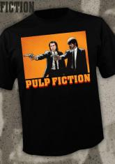 PULP FICTION - JULES + VINCENT (COLOR) [GUYS SHIRT]