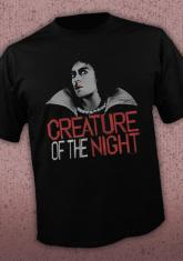 ROCKY HORROR PICTURE SHOW - CREATURE OF THE NIGHT DISCONTINUED - LIMITED QUANTITIES AVAILABLE [MENS SHIRT]