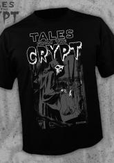TALES FROM THE CRYPT - REAPER (GLOWS IN THE DARK) [GUYS SHIRT]