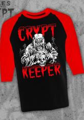 TALES FROM THE CRYPT - CRYPT KEEPER [BASEBALL SHIRT]