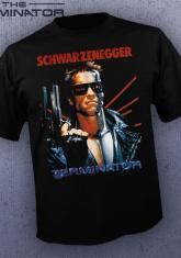 TERMINATOR - SPLIT LOGO [GUYS SHIRT]