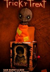 TRICK R TREAT - SAM BURST-A-BOX PENNYWISE [FIGURE]